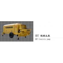 HBT混凝土泵HBT60/80