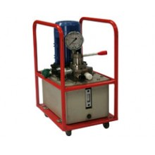 DEGO-D大容量液压扳手电动泵站