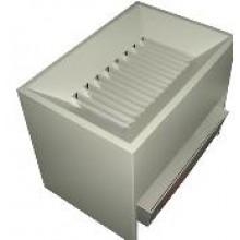 HGG-I不锈钢/横格式分样器