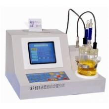 SF-101全自动微量水分测定仪