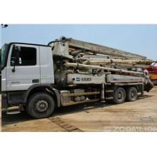 中联重科ZLJ5292THB125-37泵车