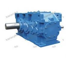 TSG齿轮箱——平行轴-不带电机-卧式