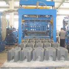 水泥井壁用弧形模块生产设备