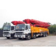供应汉邦350混凝土车载泵