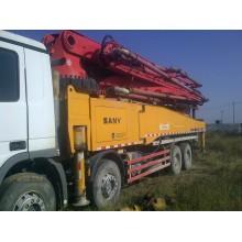 出售50米混凝土泵车