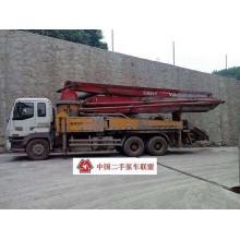 出售三一37米泵车