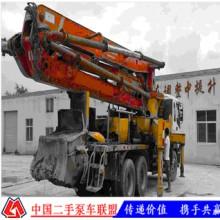 2008年3月三一37米泵车