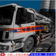 2012年福田22米泵车 已泵送2万方