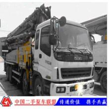 2003年大象42米五十铃泵车