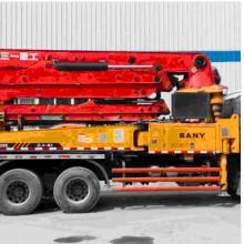 2013年三一38米泵车