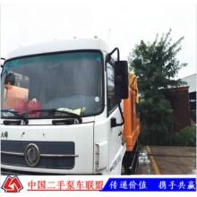 2012年中联90.18东风天锦车载泵