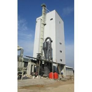 车间式干粉砂浆生产线