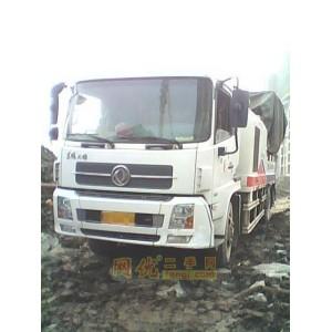 中联11年柴油车载泵(东风天锦)