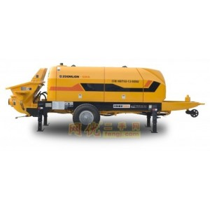 中联混凝土托泵80.13.110S(2008年)10#